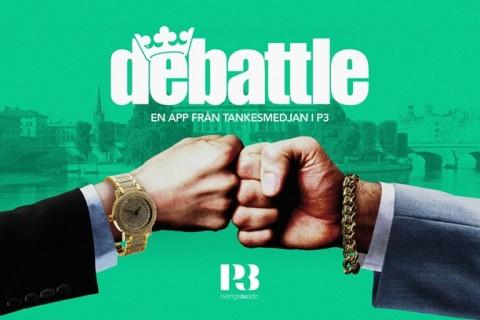 Debalttle