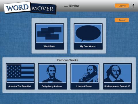 Teman i Word Mover