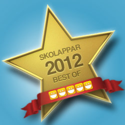 Skolappar - Best of 2012