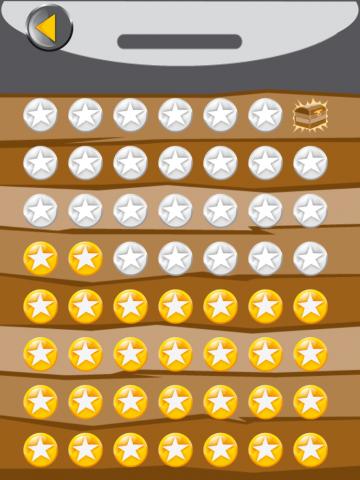 Samla stjärnor i skattkistan
