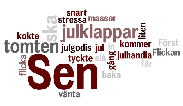 www fisse I dag en eller to ord